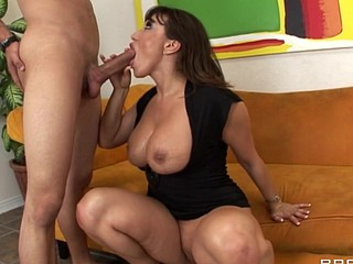Our guy,Zane, had no idea what that guy was in for when that guy came for admonition from our pro, Ava Devine. All this guy wanted was a small in number tips on how to fuck a super model good, but as an alternative this guy got a full blown, hardcore lesson on Slut Fucking 101! That Honey shows him the art of face fucking, roughing up a wench, twat hammering and cumming all over a sluts face, mouth and hair...that's right! This is some other classic session!